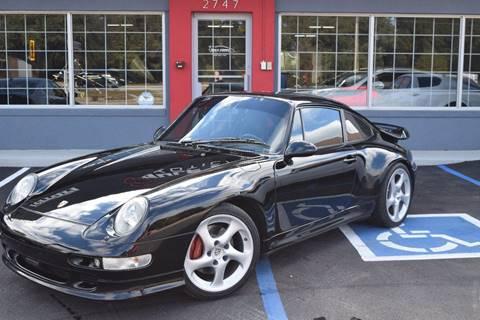 1996 Porsche 911 for sale at Gulf Coast Exotic Auto in Biloxi MS