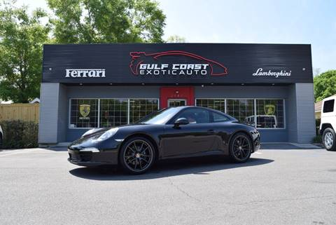 2014 Porsche 911 for sale at Gulf Coast Exotic Auto in Biloxi MS