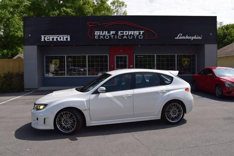 2011 Subaru Impreza for sale at Gulf Coast Exotic Auto in Biloxi MS