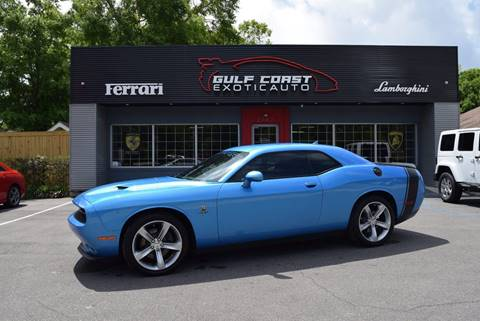 2015 Dodge Challenger for sale at Gulf Coast Exotic Auto in Biloxi MS