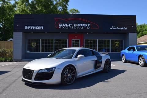 Audi R For Sale In Mississippi Carsforsalecom - Audi r8 used
