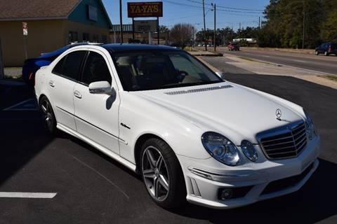 2009 Mercedes-Benz E-Class for sale at Gulf Coast Exotic Auto in Biloxi MS