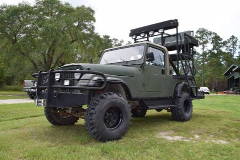 1983 Jeep Scrambler for sale at Gulf Coast Exotic Auto in Biloxi MS