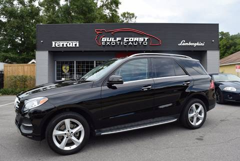 2016 Mercedes-Benz GLE for sale at Gulf Coast Exotic Auto in Biloxi MS