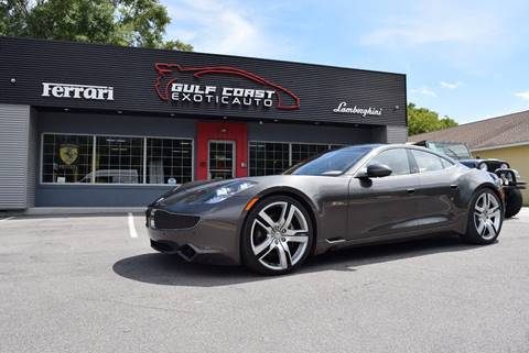 2012 Fisker Karma for sale in Biloxi, MS
