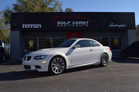 2011 BMW M3 for sale at Gulf Coast Exotic Auto in Biloxi MS
