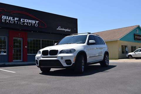 2011 BMW X5 for sale at Gulf Coast Exotic Auto in Biloxi MS