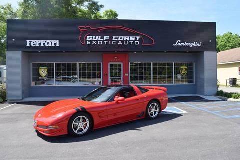 2003 Chevrolet Corvette for sale at Gulf Coast Exotic Auto in Biloxi MS