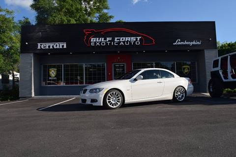 2013 BMW 3 Series for sale at Gulf Coast Exotic Auto in Biloxi MS