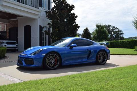 2016 Porsche Cayman for sale in Biloxi, MS