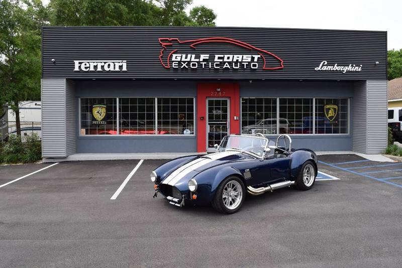 1965 Shelby Cobra for sale at Gulf Coast Exotic Auto in Biloxi MS