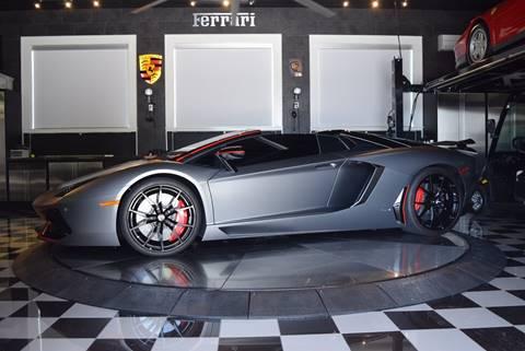2016 Lamborghini Aventador For Sale In Biloxi Ms