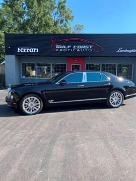 2016 Bentley Mulsanne for sale in Biloxi, MS