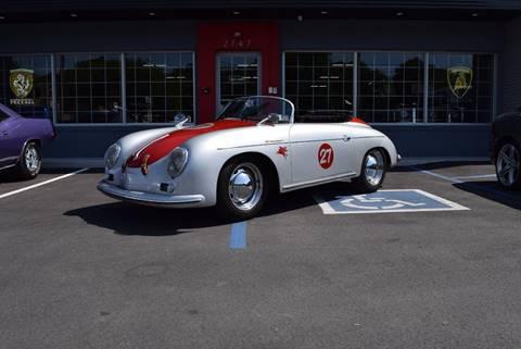 1956 Porsche 356 Speedster for sale at Gulf Coast Exotic Auto in Biloxi MS