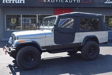 1982 Jeep Scrambler for sale in Biloxi, MS