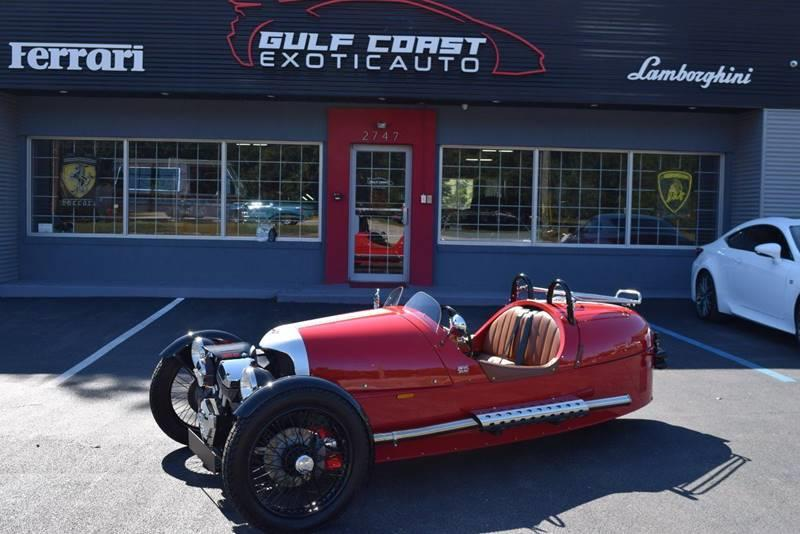 2015 Morgan 3-wheeler for sale at Gulf Coast Exotic Auto in Biloxi MS