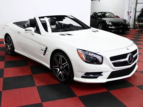 2015 Mercedes-Benz SL-Class for sale at Gulf Coast Exotic Auto in Biloxi MS