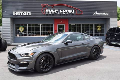 2016 Ford Shelby GT350 for sale at Gulf Coast Exotic Auto in Biloxi MS