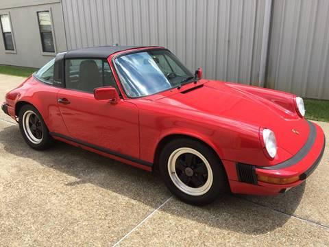 1987 Porsche 911 for sale at Gulf Coast Exotic Auto in Biloxi MS