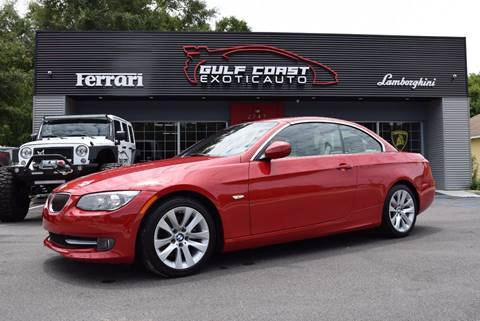 2012 BMW 3 Series for sale at Gulf Coast Exotic Auto in Biloxi MS