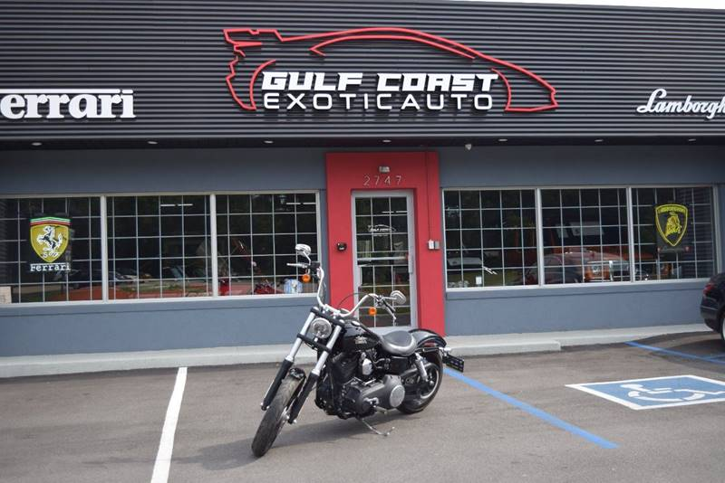 2016 Harley-Davidson Street Bob for sale at Gulf Coast Exotic Auto in Biloxi MS