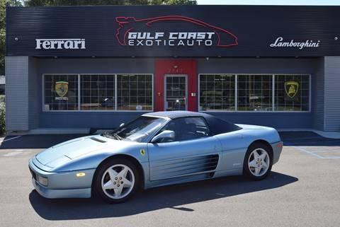 1994 Ferrari 348 for sale at Gulf Coast Exotic Auto in Biloxi MS
