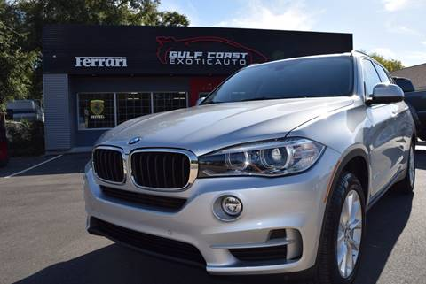 2016 BMW X5 for sale at Gulf Coast Exotic Auto in Biloxi MS