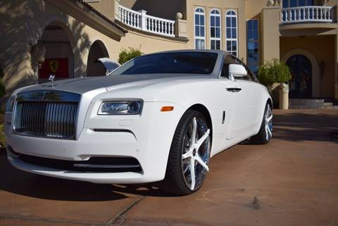 2014 Rolls-Royce Wraith for sale at Gulf Coast Exotic Auto in Biloxi MS