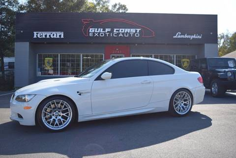 2013 BMW M3 for sale at Gulf Coast Exotic Auto in Biloxi MS