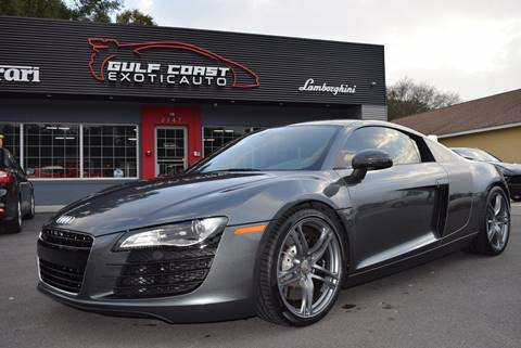 2011 Audi R8 for sale at Gulf Coast Exotic Auto in Biloxi MS