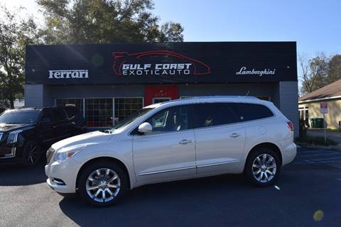 2014 Buick Enclave for sale at Gulf Coast Exotic Auto in Biloxi MS