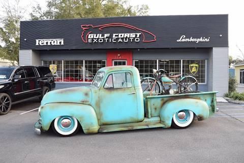1951 Chevrolet 3100 for sale at Gulf Coast Exotic Auto in Biloxi MS