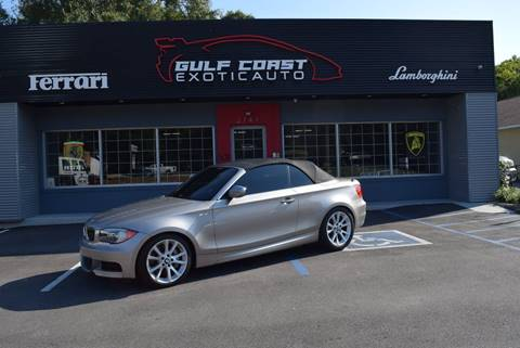 2013 BMW 1 Series for sale at Gulf Coast Exotic Auto in Biloxi MS