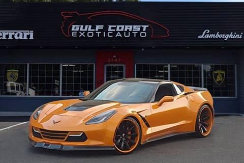 2014 Chevrolet Corvette for sale at Gulf Coast Exotic Auto in Biloxi MS