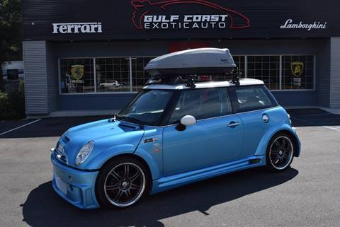 2004 MINI Cooper Clubman for sale at Gulf Coast Exotic Auto in Biloxi MS