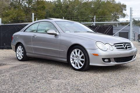 2007 Mercedes-Benz CLK for sale at Gulf Coast Exotic Auto in Biloxi MS