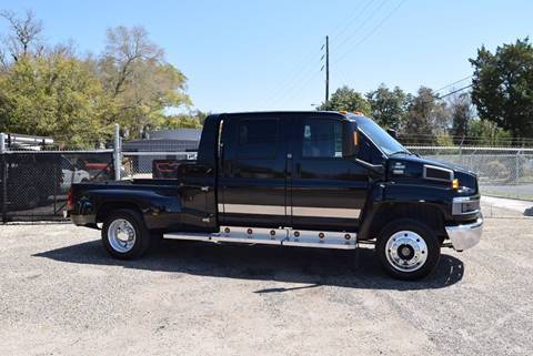2005 Chevrolet C4500 for sale at Gulf Coast Exotic Auto in Biloxi MS