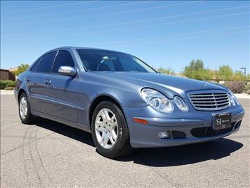 2004 Mercedes-Benz E-Class for sale in Scottsdale, AZ