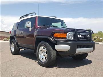 2007 Toyota FJ Cruiser for sale in Scottsdale, AZ
