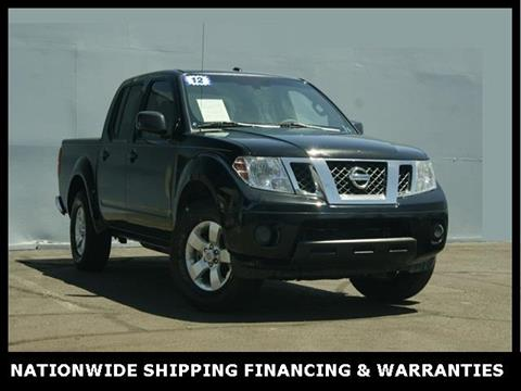2012 Nissan Frontier for sale in Phoenix, AZ