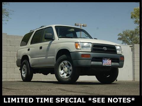 1998 Toyota 4Runner for sale in Phoenix, AZ