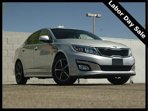 2014 Kia Optima for sale in Phoenix, AZ