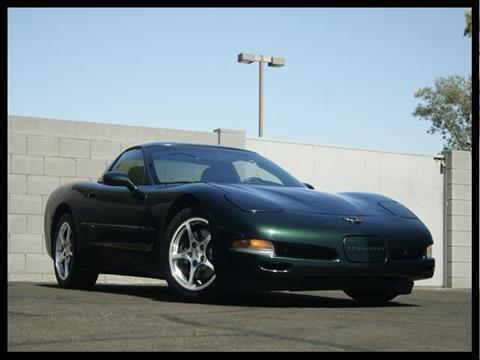 2001 Chevrolet Corvette for sale in Phoenix, AZ