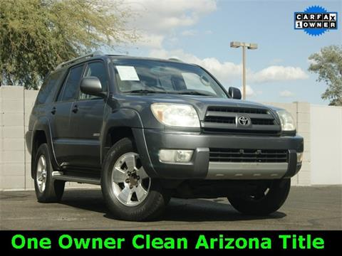 2004 Toyota 4Runner for sale in Phoenix, AZ