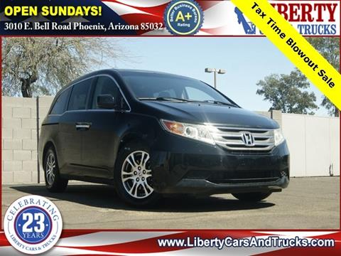 2012 Honda Odyssey for sale in Phoenix, AZ