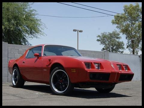 1979 Pontiac Firebird for sale in Phoenix, AZ