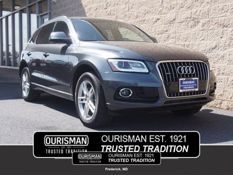 2015 Audi Q5 for sale in Frederick, MD