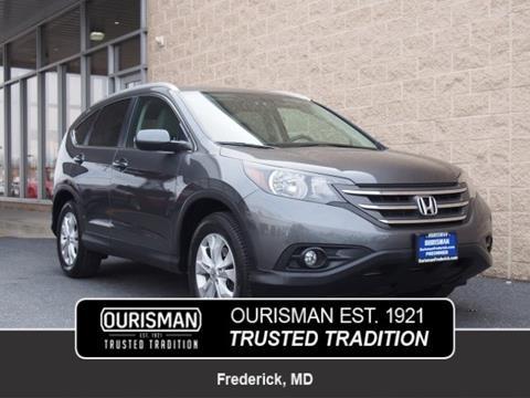 2014 Honda CR-V for sale in Frederick, MD