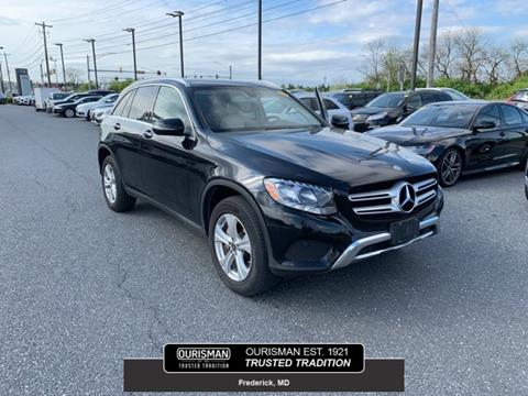 2018 Mercedes-Benz GLC for sale in Frederick, MD