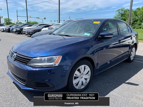 2011 Volkswagen Jetta for sale in Frederick, MD